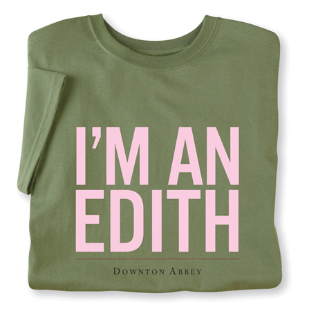 Daughters Of Downton Abbey Tee - Edith