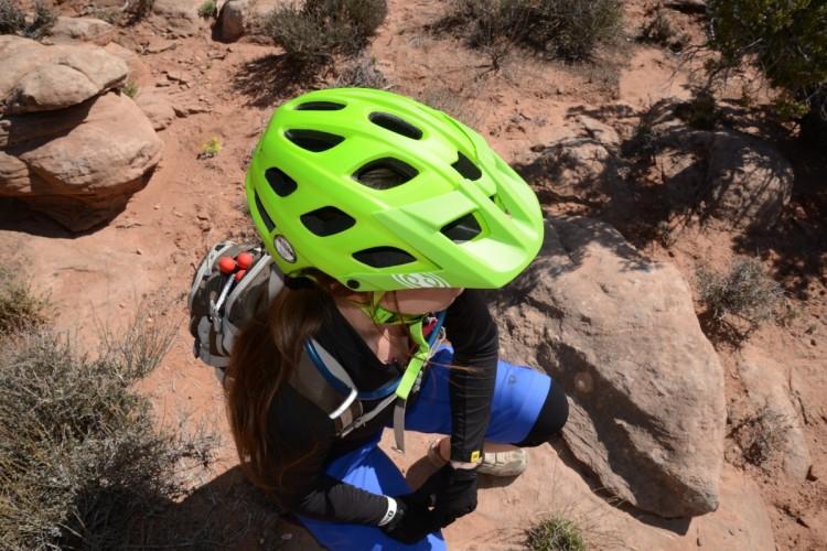 Ixs Trail Rs Helmet Reviews Mountain Bike Reviews Singletracks Com
