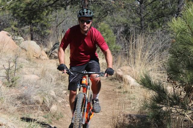 Pearl Izumi Mountain Bike Clothing: Summit Jersey Review ...