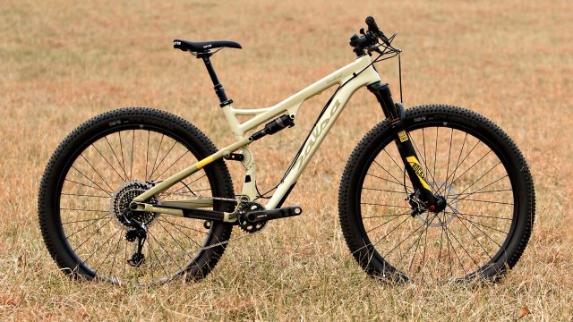 Introducing the First-Ever Full Suspension 29+ Mountain ...