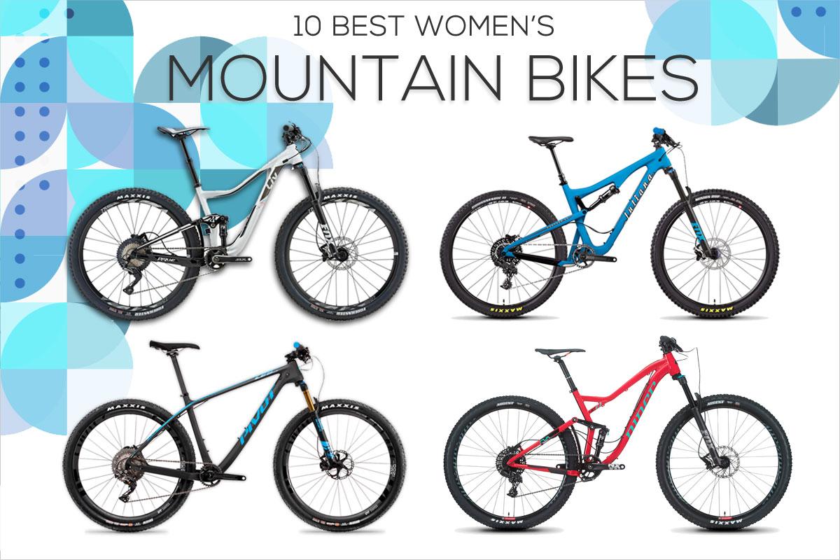 10 best women s mountain bikes