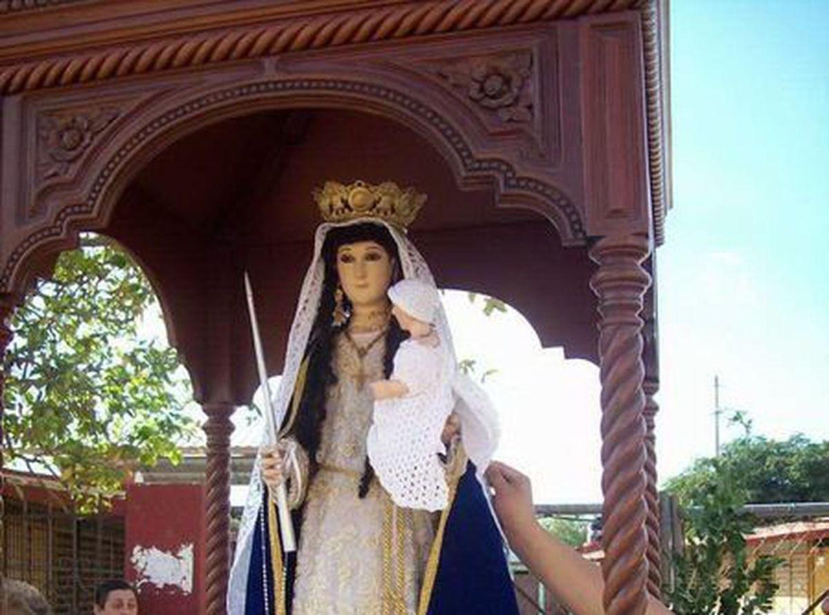 """Nuestra Señora de Tekal de Venegas"""""""