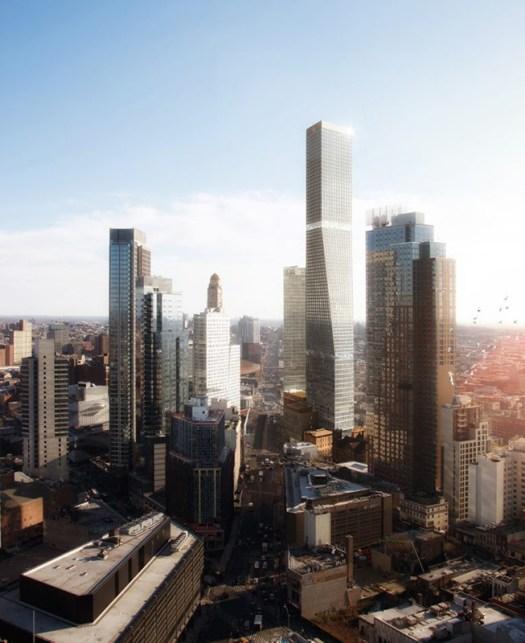 80 Flatbush Tower II - The Skyscraper Center