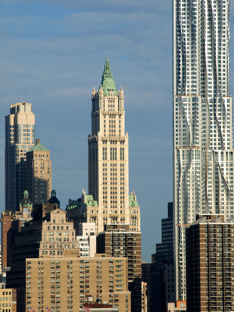 Woolworth Building - The Skyscraper Center