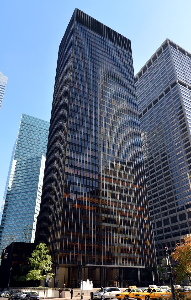 Seagram Building - The Skyscraper Center