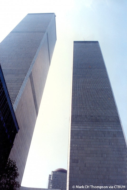 World North Towers Twin Center Trade Tower