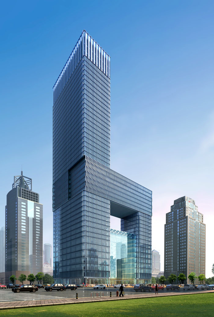 Poly Cultural Plaza - The Skyscraper Center