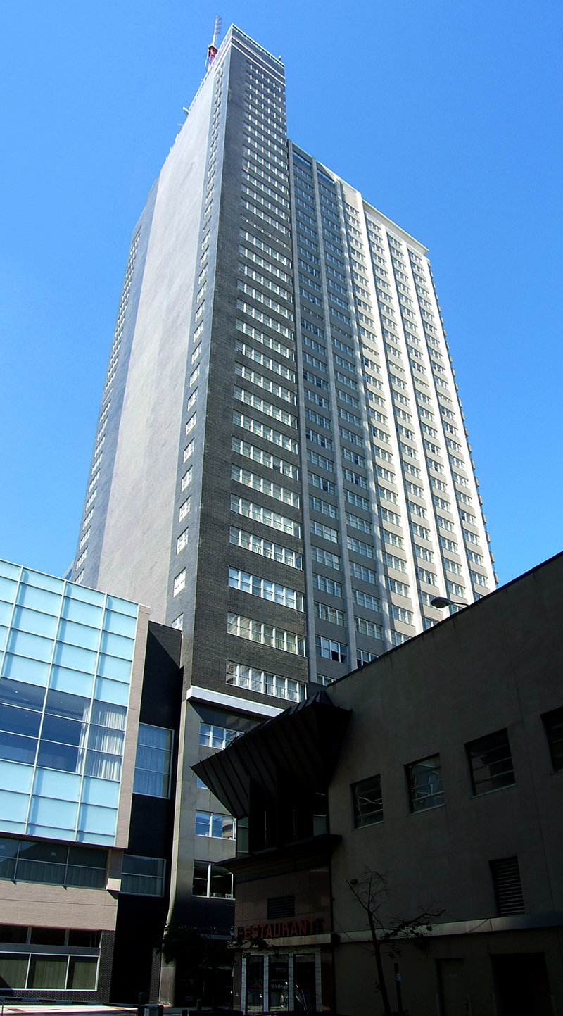 Loews Philadelphia Hotel The Skyscraper Center