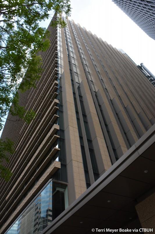 Sumitomo Mitsui Banking Corporation Head Office The Skyscraper Center