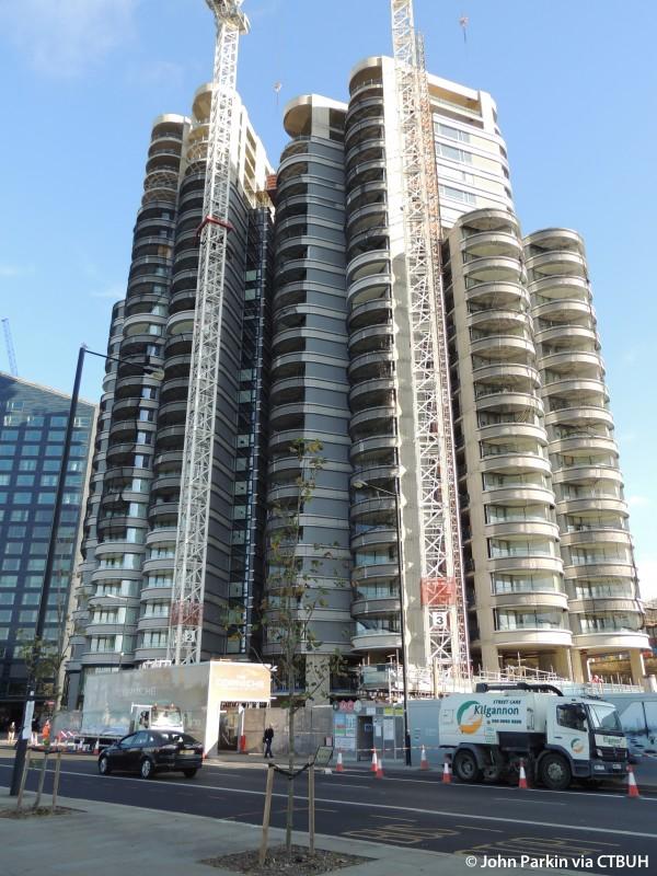 The Corniche, Building 1 - The Skyscraper Center