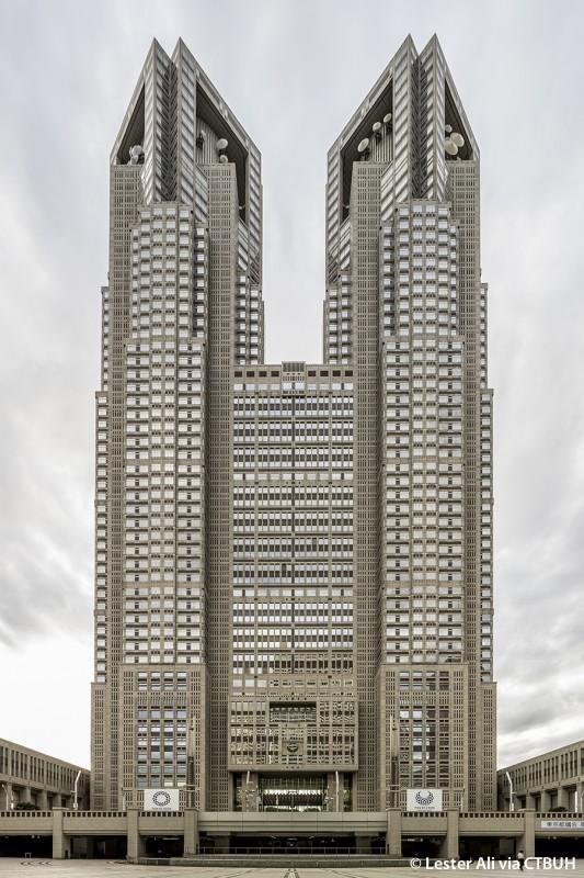 Tokyo Metropolitan Government Building The Skyscraper Center