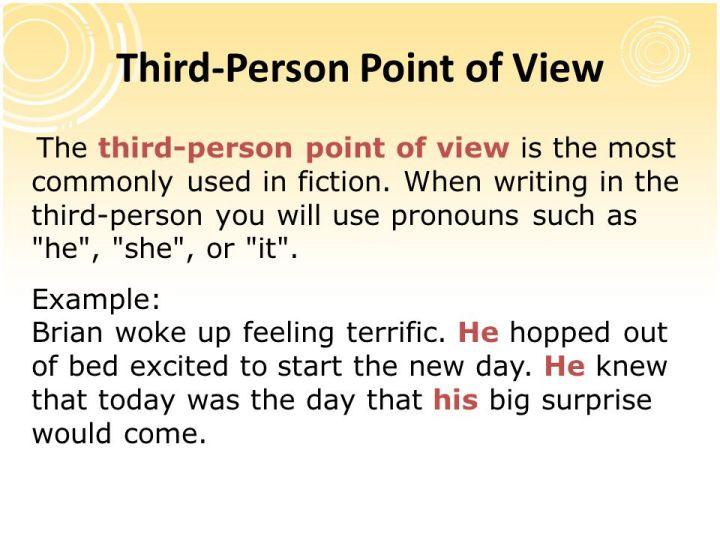 descriptive essay on a person example