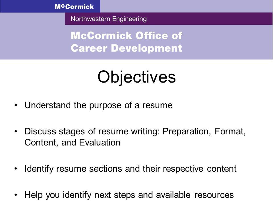 Resume Content Writing. Sample Human Resources Student Senior