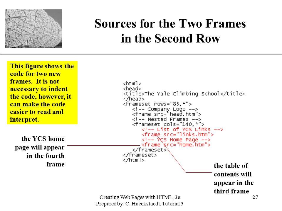 Create Frames Html Code | Framess.co