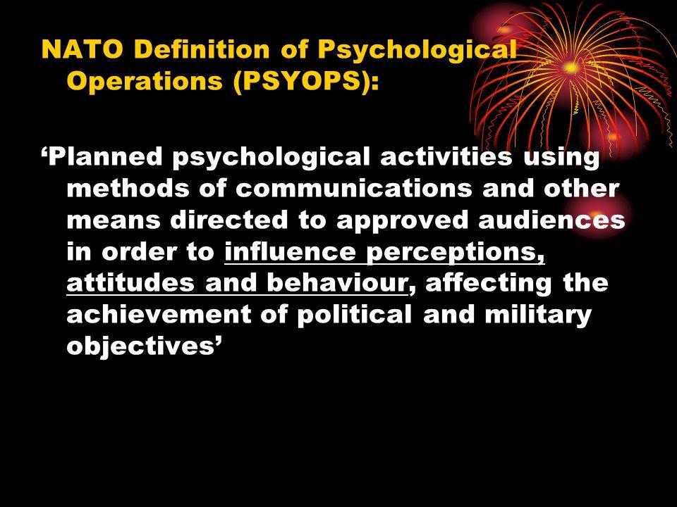 Image result for psyops