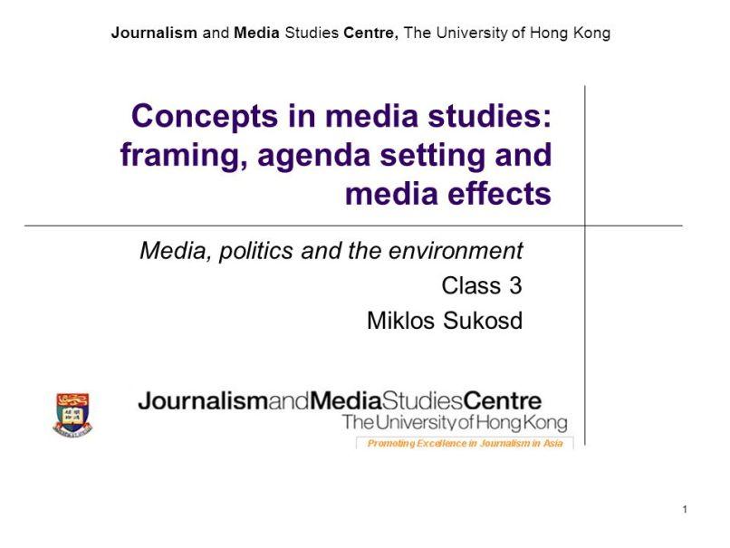 Media Political Framing   Allframes5.org