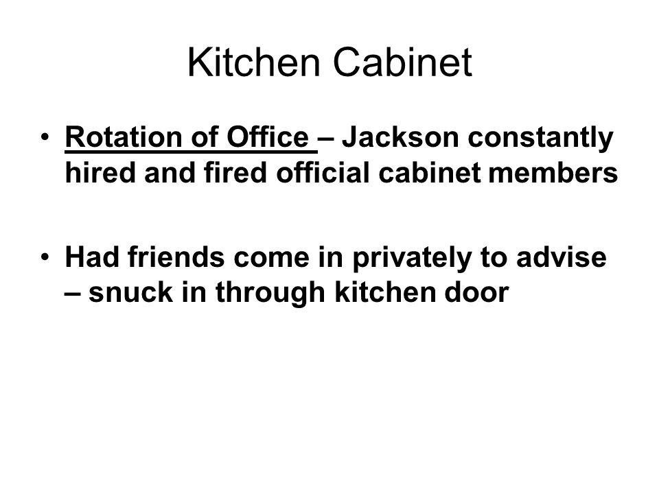 andrew jackson cabinet members | memsaheb.net