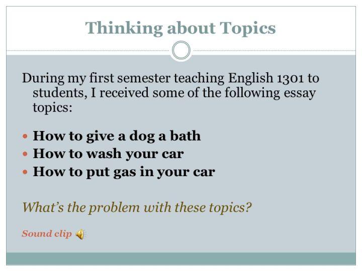 crucible essay topics