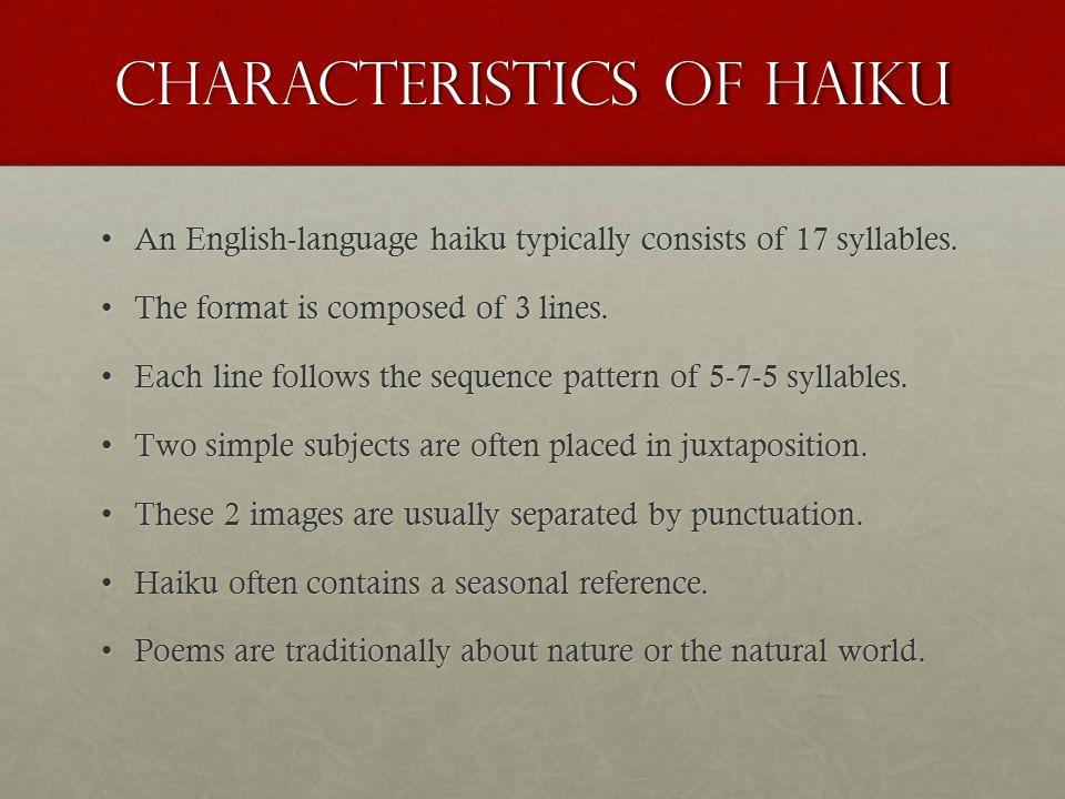 Image result for haiku original language