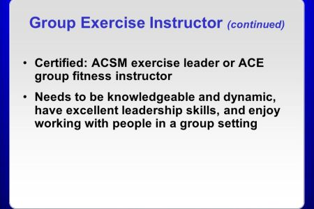 Free Resume 2018 » ace group fitness certification | Free Resume