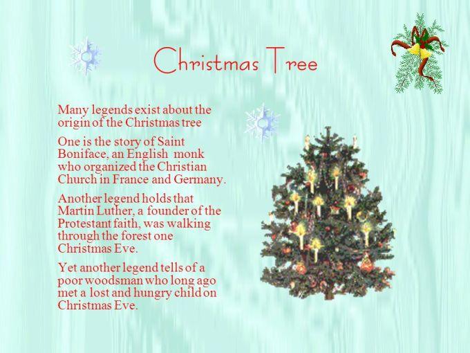 christmas traditions ichristmas tree isanta - The Origin Of The Christmas Tree