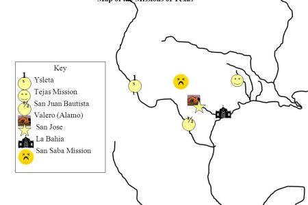 map of texas missions map » Free Interior Design | Mir Detok