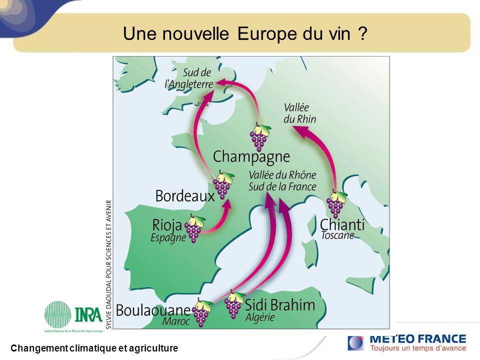 """Résultat de recherche d'images pour """"carte vins réchauffement climatique france"""""""