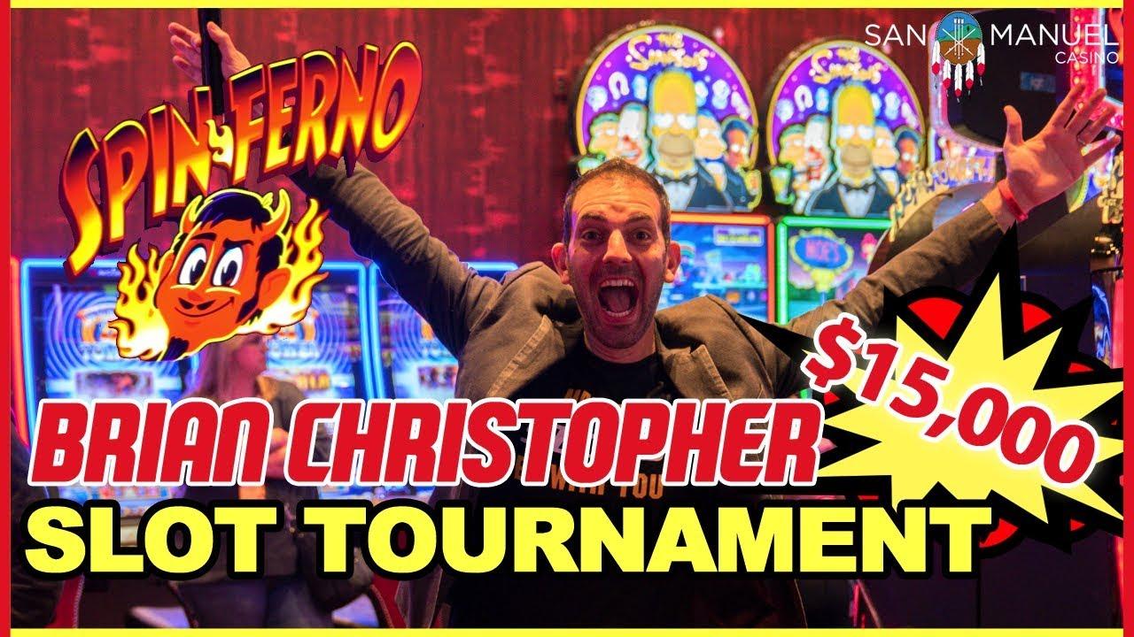 San manuel casino slot tournament