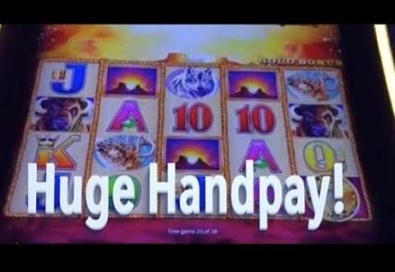 Buffalo Gold Slot Machine Wins 2018