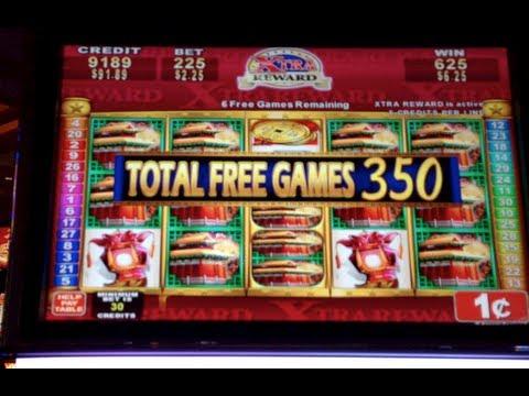 Konami Xtra Reward Slots