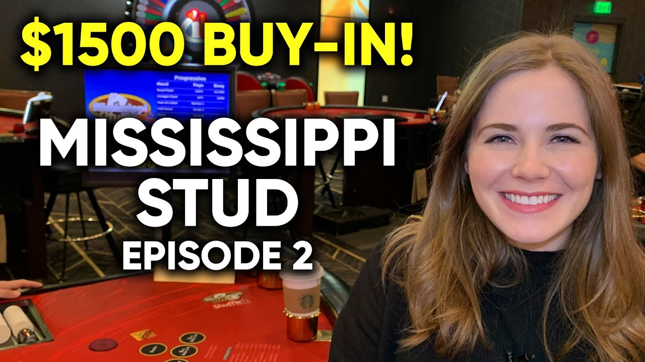 Mississippi stud poker in las vegas