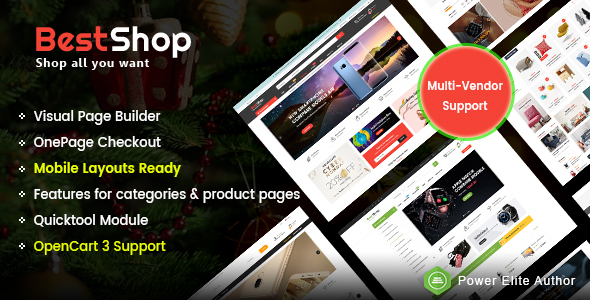MyShop - Top Multipurpose OpenCart 3 Theme (3+ Mobile Layouts Included) - 12