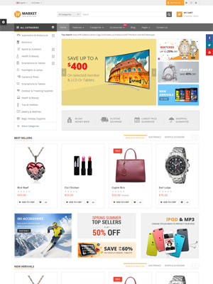 Ajax Tabs - WooCommerce Categories Tab WordPress Plugin 3