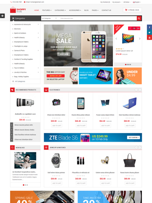 Ajax Tabs - WooCommerce Categories Tab WordPress Plugin 2