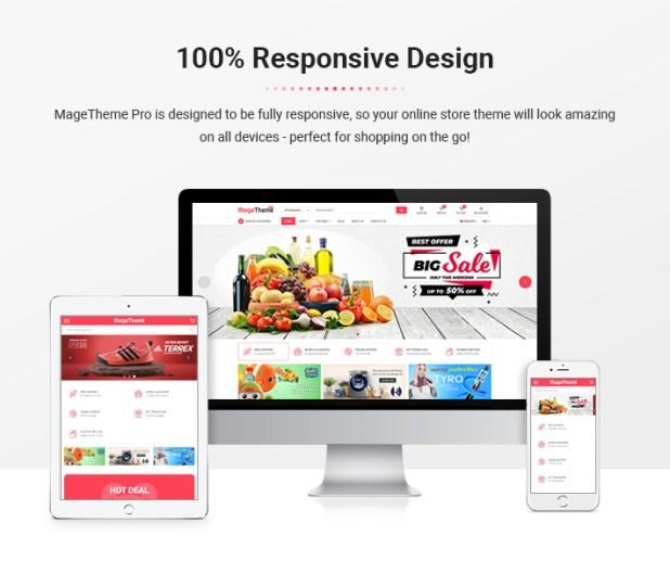 MageThemepro - Responsive Magento 2 Shopping Template - 4