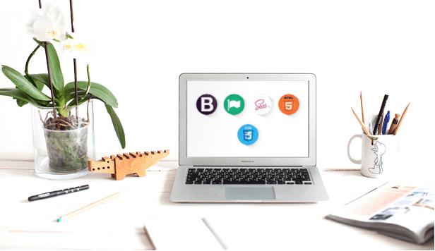 Market - HTML5, CSS3, BOOTSTRAP & SASS