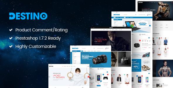 Metro - Multipurpose Responsive MarketPlace PrestaShop 1.7 Theme - 14