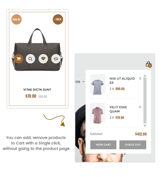 Responsive Technology WooCommerce WordPress Theme Countdown