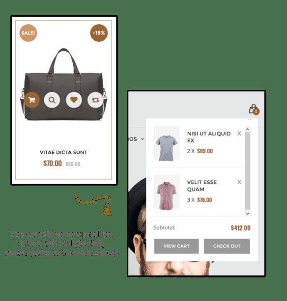 Responsive Technology WooCommerce WordPress Theme Countdown