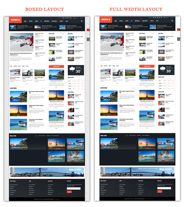 """FULL WIDTH & BOXED LAYOUTS """"title ="""" FULL WIDTH & BOXED LAYOUTS"""