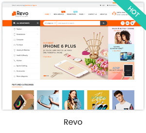 Market - Multistore Responsive Magento Theme with Mobile-Specific Layout (24 HomePages) - 15