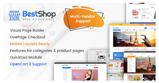 ShoppyStore - Responsive Multipurpose Marketplace OpenCart 3 and 2.x Theme - 11