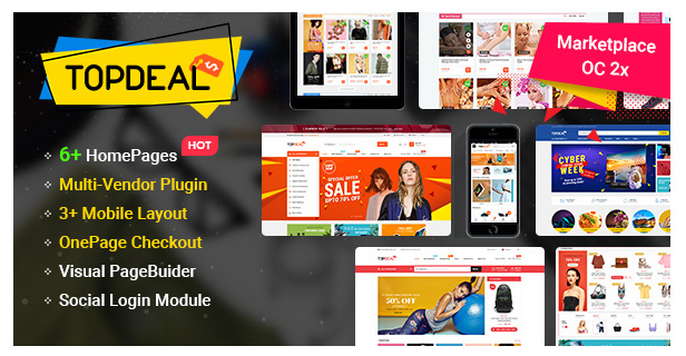 ShoppyStore - Responsive Multipurpose Marketplace OpenCart 3 and 2.x Theme - 13