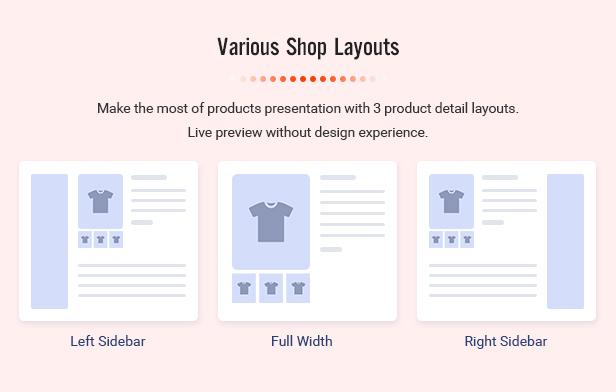 Shopee - MultiPurpose PrestaShop 1.7 Responsive Theme - 11
