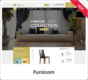 Furnicom- Furniture WordPress Theme