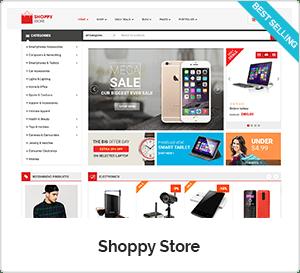 ShoppyStore - Multipurpose WordPress Theme