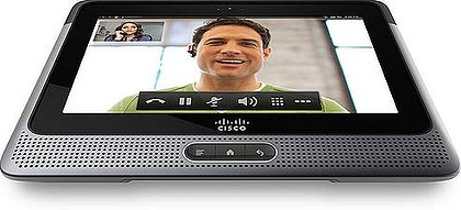Cisco's Cius - an Android tablet for corporate users