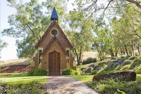 Chapel on the impressive Bullsbrook property, Deveraux Farm