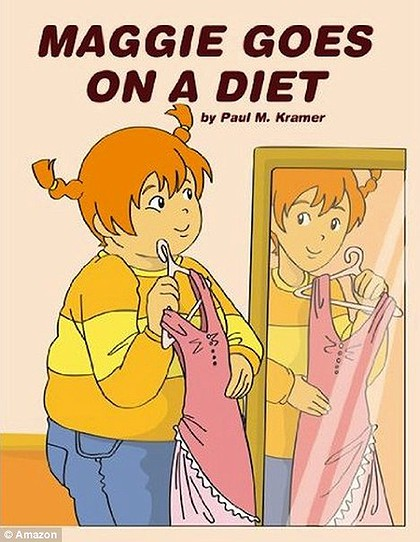 Cover art for Maggie Goes On A Diet.