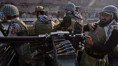 Afghan-Pakistan border attack kills 28 (Video Thumbnail)